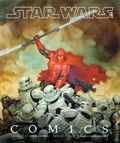Star Wars Art: Comics HC (2011 Abrams Books) 1-1ST