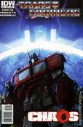 Transformers (2009 IDW) 24A