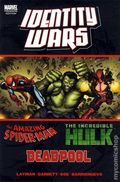 Identity Wars HC (2011 Marvel) Deadpool/Spider-Man/Hulk 1-1ST
