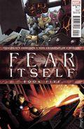 Fear Itself (2011 Marvel) 5A