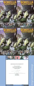 Godzilla Kingdom of Monsters (2011 IDW) 1IDWAU