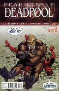 Fear Itself Deadpool (2011 Marvel) 3