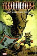 Annihilators HC (2011 Marvel) 1B-1ST
