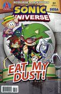 Sonic Universe (2009) 31
