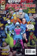 DC Retroactive Justice League America The 90s (2011) 1