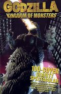 Godzilla 100 Cover Charity Spectacular (2011 IDW) 0