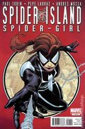 Spider-Island Amazing Spider-Girl (2011 Marvel) 1