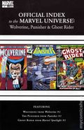 Official Index Marvel Universe Wolverine Punisher Ghost Ride 1