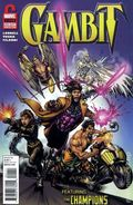 Gambit From the Marvel Vault (2011) 1