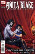 Anita Blake Circus of the Damned Scoundrel (2011 Marvel) 1
