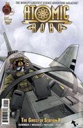 Atomic Robo Ghost of Station X (2011 Red 5 Comics) 1
