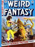 Weird Fantasy HC (1980 Russ Cochran) The Complete EC Library 4-1ST