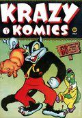 Krazy Komics (1942) 1