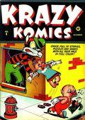 Krazy Komics (1942) 4