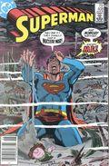 Superman (1939 1st Series) Mark Jewelers 408MJ