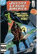 Justice League of America (1960 1st Series) Mark Jewelers 248MJ