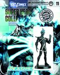 DC Comics Blackest Night Figurine Collection (2011 Eaglemoss) Magazine and Figure #011