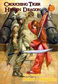Crouching Tiger Hidden Dragon GN (2002-2006 COMICS ONE) 1st Edition 10-1ST
