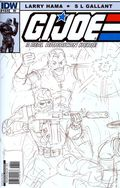 GI Joe Real American Hero (2010 IDW) 168C