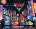 Art of Cars 2 HC (2011 Chronicle Books) 1-1ST