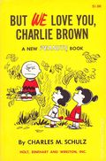 But We Love You, Charlie Brown PB (1959 Holt) A New Peanuts Book 1st Edition 1-REP