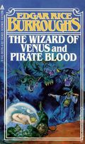 Wizard of Venus and Pirate Blood PB (1979 Ace Sci-Fi Novel) 1-REP