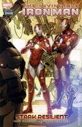 Invincible Iron Man TPB (2009-2013 Marvel) By Matt Fraction 6-1ST