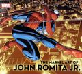 Marvel Art of John Romita, Jr. HC (2011) 1-1ST