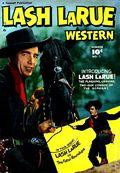 Lash Larue Western (1949 Fawcett/Charlton) 1