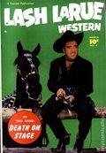 Lash Larue Western (1949 Fawcett/Charlton) 4