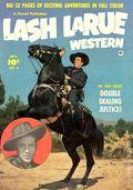 Lash Larue Western (1949 Fawcett/Charlton) 8