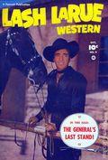 Lash Larue Western (1949 Fawcett/Charlton) 9