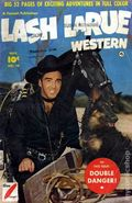 Lash Larue Western (1949 Fawcett/Charlton) 10