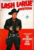Lash Larue Western (1949 Fawcett/Charlton) 13