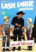 Lash Larue Western (1949 Fawcett/Charlton) 17