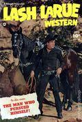 Lash Larue Western (1949 Fawcett/Charlton) 20
