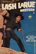 Lash Larue Western (1949 Fawcett/Charlton) 21