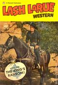 Lash Larue Western (1949 Fawcett/Charlton) 27
