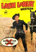 Lash Larue Western (1949 Fawcett/Charlton) 29