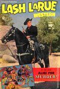 Lash Larue Western (1949 Fawcett/Charlton) 32