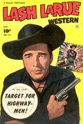 Lash Larue Western (1949 Fawcett/Charlton) 33