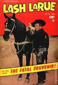 Lash Larue Western (1949 Fawcett/Charlton) 36