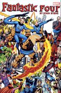 Fantastic Four Omnibus HC (2011- Marvel) By John Byrne 1st Edition 1A-1ST