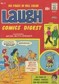 Laugh Comics Digest (1974) 1