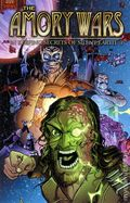 Amory Wars In Keeping Secrets on Silent Earth 3 TPB (2010) 3-1ST
