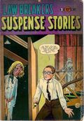 Lawbreakers Suspense Stories (1953) 12