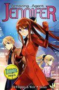 Amazing Agent Jennifer GN (2011 Seven Seas Digest) 1-1ST