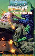 Kord and Harley Seven Deadly Sins GN (2011 Arcana Studios) 1-1ST