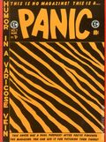 Panic HC (1984 Russ Cochran) The Complete EC Library 2-1ST