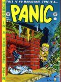 Panic HC (1984 Russ Cochran) The Complete EC Library 1-1ST